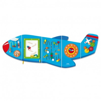 Airplane aktivitetspanel 5-pack
